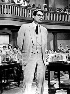 Gregory Peck didn't need an appellate lawyer
